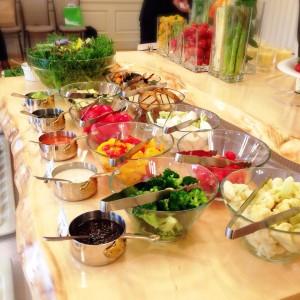 鳩山会館 野菜